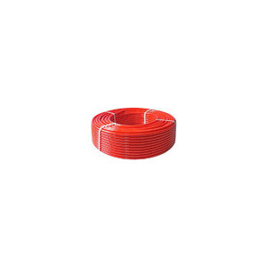 Труба ROYAL Thermo AXIO press из сшитого полиэтилена PE-Xb EVOH d25x3,5, бухта 50м (RTE 80.025) press here