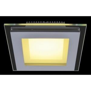 Встраиваемый светильник Artelamp A4006PL-1WH