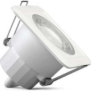 Встраиваемый светодиодный светильник X-flash XF-SLS-P-60-8W-4000K-220V Арт. 46591 встраиваемый светодиодный светильник x flash xf slsr p 70 8w 3000k 220v арт 46621