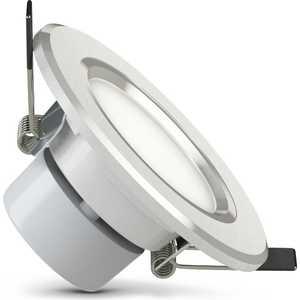 Встраиваемый светодиодный светильник X-flash XF-DWL-80-3W-3000K-220V Артикул: 43606