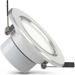 Встраиваемый светодиодный светильник X-flash XF-DWL-90-5W-4000K-220V Артикул: 43637