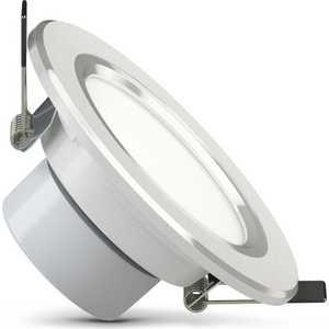 Встраиваемый светодиодный светильник X-flash XF-DWL-100-7W-3000K-220V Артикул: 43644