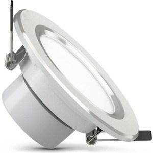 Встраиваемый светодиодный светильник X-flash XF-DWL-100-7W-4000K-220V Артикул: 43651