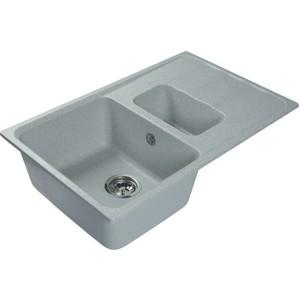 Мойка кухонная HARTE H-6059K-310 590х490 мм серый
