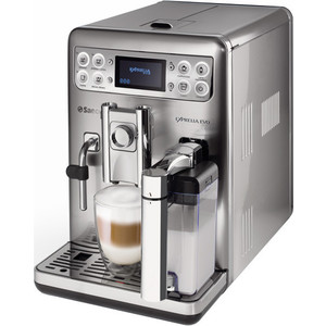 Кофе-машина Saeco HD8858/01 philips кофемашина saeco exprelia hd8858 01