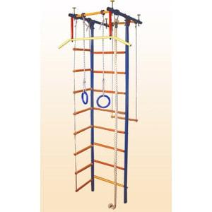Детский спортивный комплекс Вертикаль Юнга 2.1Д турник широкий хват