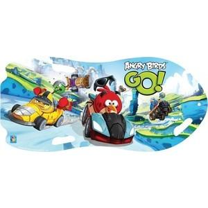 Ледянка Angry Birds для двоих, 122см, универсальная (Т57214) игровой набор angry birds telepods сражение