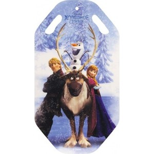 Ледянка Disney Холодное сердце, 92см (Т57257) ледянка disney disney феи 92см т59116