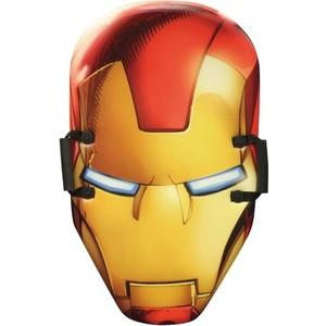Фото Ледянка MARVEL Iron Man, 81 см с плотными ручками (Т58169)