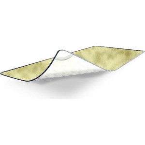 Наматрасник Lonax Merinos Б/П (80х190х1 см) наматрасник lonax merinos б п 80х200х1 см
