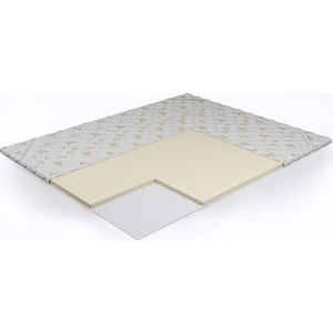 Наматрасник Beautyson Мемори (120х200х4 см) наматрасник dimax мемори 4 см 120x200