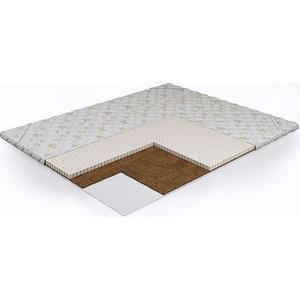 Наматрасник Beautyson Кокос-Латекс (90х195х4 см) memorix наматрасник 2сп 160 195 5 шатура чехлы и подушки