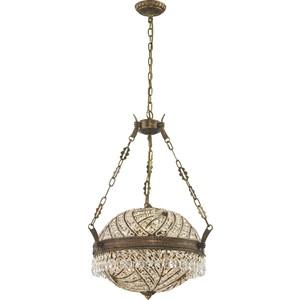 все цены на Люстра N-light 650-08-02 spanish bronze онлайн