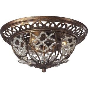 Потолочный светильник N-light 634-03-03 spanish bronze nl6448ac32 03