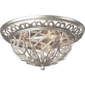 Потолочный светильник N-light 634-03-03 sunset silver nl6448ac32 03