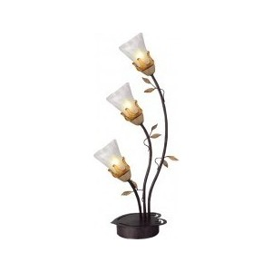 Настольная лампа N-light TX-0102/3A все цены