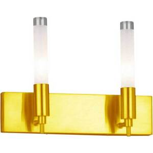 Бра N-light B-977/2 satin gold n light бра b 891 1 матовое золото