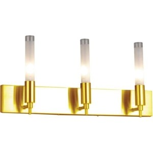 Бра N-light B-977/3 satin gold
