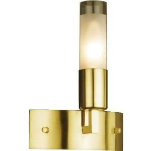 Бра N-light B-770/1 satin gold