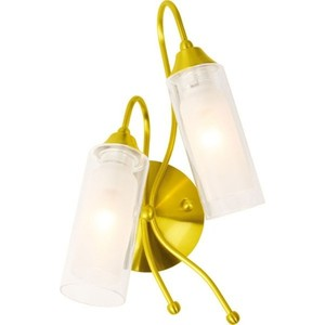 Бра N-light B-423/2 (P-383) satin gold gf go7300 b n a3 gf go7400 b n a3