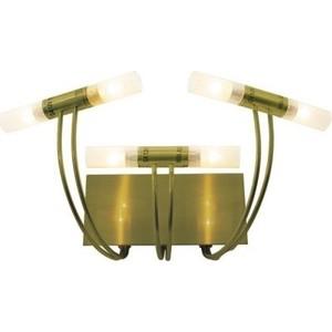 Бра N-light B-934/6 antique brass gf go7300 b n a3 gf go7400 b n a3