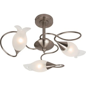 Люстра N-light P-504/3 satin chrome n light p 514 1 satin chrome
