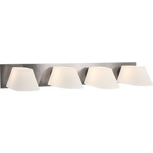 Бра N-light B-871/4 satin chrome бра n light janna bx 0143 3 satin chrome