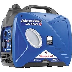 Генератор бензиновый инверторный MasterYard MGI 2000R цена и фото