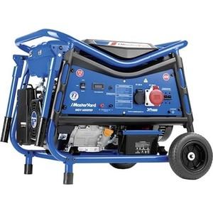 Генератор бензиновый MasterYard MGV 6000TEP цена и фото