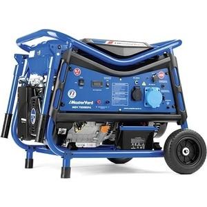 Генератор бензиновый MasterYard MGV 7000REPA+ATS