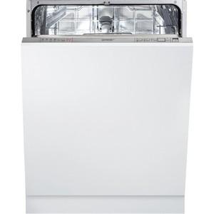 Встраиваемая посудомоечная машина Gorenje GDV 630 X
