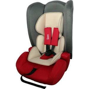 Автокресло Baby Hit красно серый (Sider LB510)