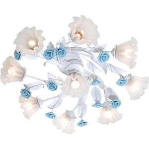 Люстра Lucia Tucci Fiori Di Rose 112.8.1 ботильоны fiori&spine