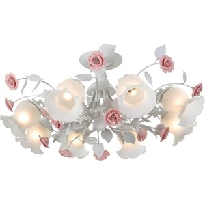 Люстра Lucia Tucci Fiori Di Rose 114.8 500pcs pack removable suction cup sucker wall window bathroom kitchen hanger hooks