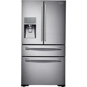 Холодильник Samsung RF-24 HSESBSR генератор газа из воды