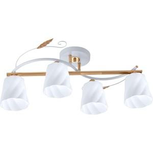 Люстра IDLamp 380/4PF-Whitegold idlamp 380 1a whitegold