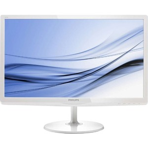 Монитор Philips 247E6EDAW White радиотелефон philips m3301 white