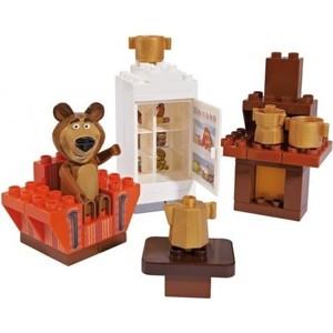 Конструктор BIG Маша и Медведь, Кухня Мишки, 35 деталей 6/6 (800057093)