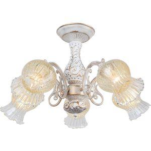 Люстра Artelamp A6336PL-5WG arte lamp gemma a6336pl 5wg