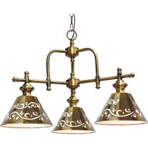 Люстра Artelamp A1511LM-3PB бра artelamp interior a7107ap 1ab