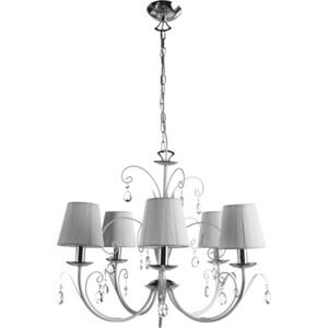 Люстра Artelamp A1743LM-5WH arte lamp a1743lm 5wh