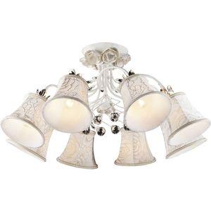 Люстра Artelamp A2819PL-8WG люстра artelamp alba a9395lm 8wg