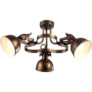 Люстра Artelamp A5216PL-3BR бра artelamp interior a7107ap 1ab