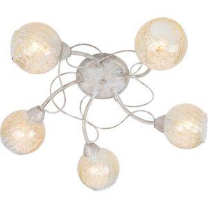 Люстра Artelamp A6347PL-5WG
