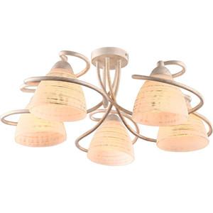 Люстра Artelamp A1565PL-5WG люстра artelamp a6173pl 5wg