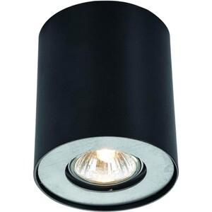 Потолочный светильник Artelamp A5633PL-1BK настенно потолочный светильник arte lamp falcon a5633pl 1bk