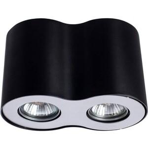 Потолочный светильник Artelamp A5633PL-2BK накладной светильник arte lamp falcon a5633pl 2bk
