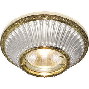 Точечный светильник Artelamp A5298PL-1WG  - купить со скидкой