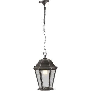Уличный подвесной светильник Artelamp A1205SO-1BS