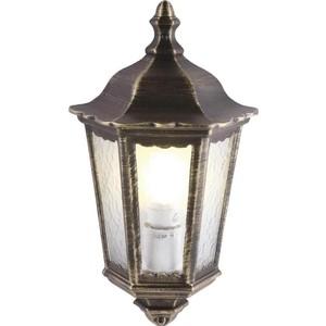 Уличный настенный светильник Artelamp A1809AL-1BN